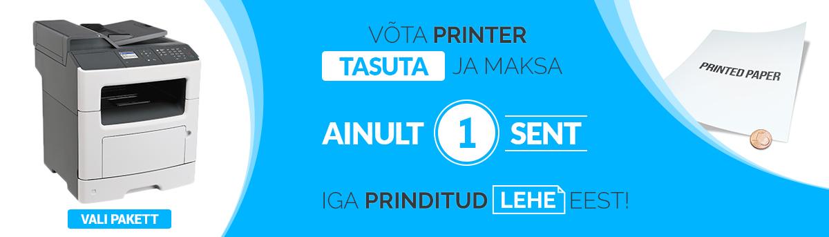 Printeri rent